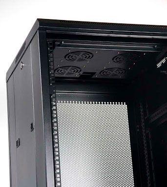 Unidad de ventilacion rack