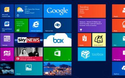 Llega Windows 8, el nuevo sistema operativo de Microsoft