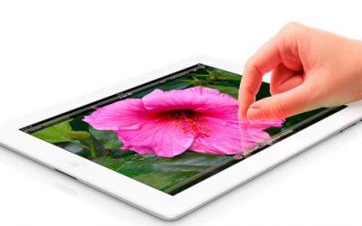 Ya está aquí el iPad 3