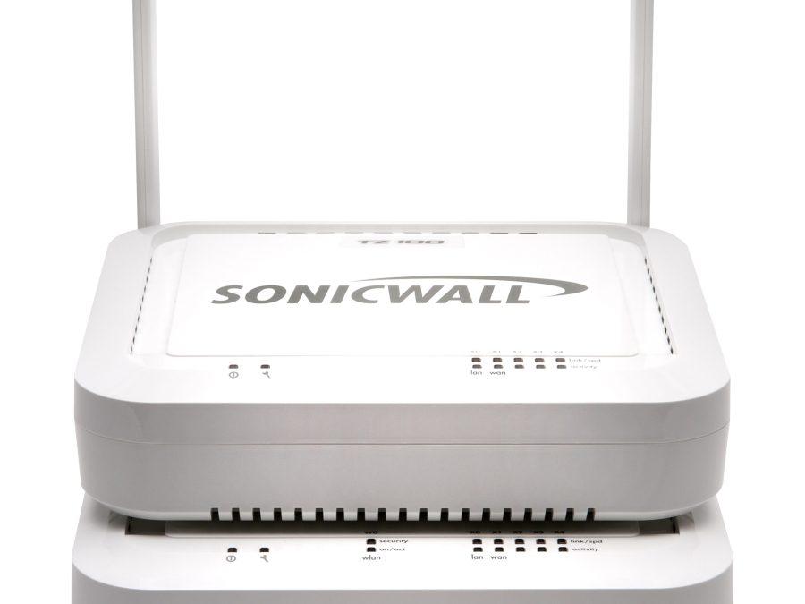 Sonicwall tz 105 y sonicwall tz 205