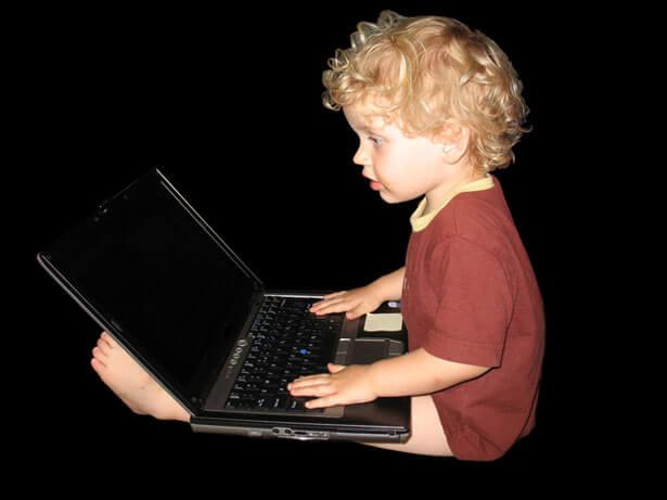Los menores y las redes sociales: Internet para niños