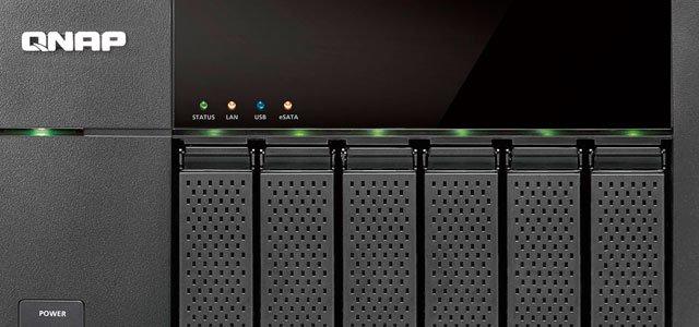 Servidor NAS: almacenamiento empresarial para tu red.