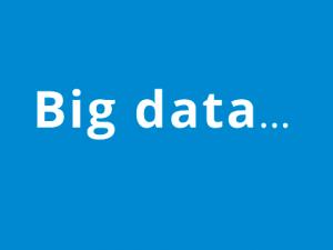 Big Data, la revolución de los datos masivos