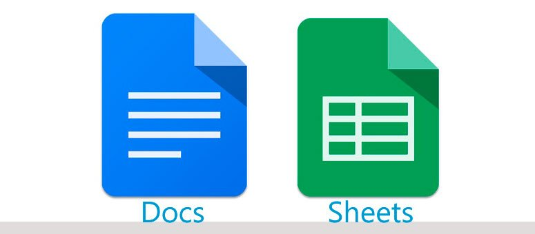 Descubre Google Docs y Sheets en iOS y Android