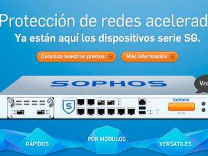 Nueva licencia TotalProtect de Sophos