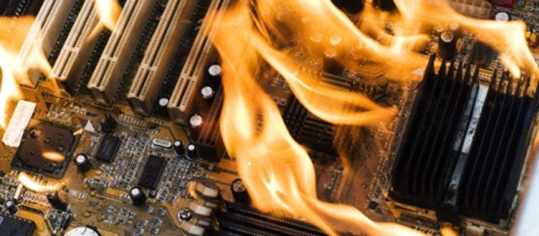 Calentamiento de PCs y portátiles en verano