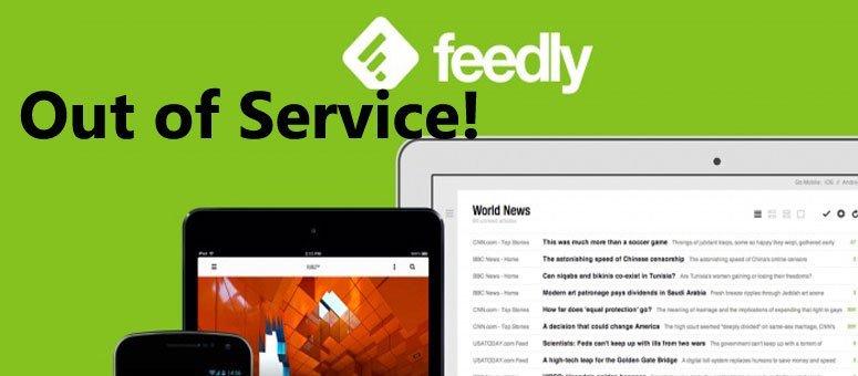 Un ataque de denegación de servicio (DDoS) nos deja sin Feedly