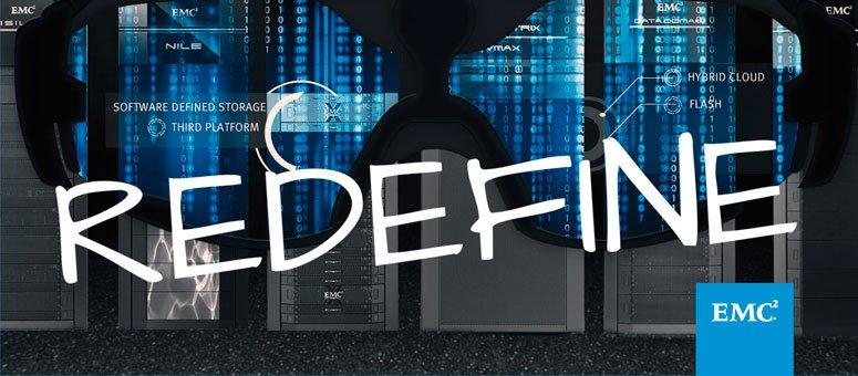 EMC Forum 2014 - Redefine el futuro