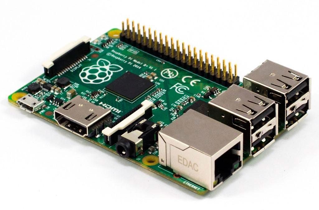 Raspberry presenta la nueva Raspberry B+