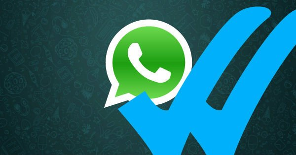 WhatsApp y la doble marca azul