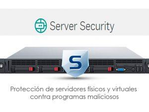 Protege tus servidores físicos y virtuales contra programas maliciosos