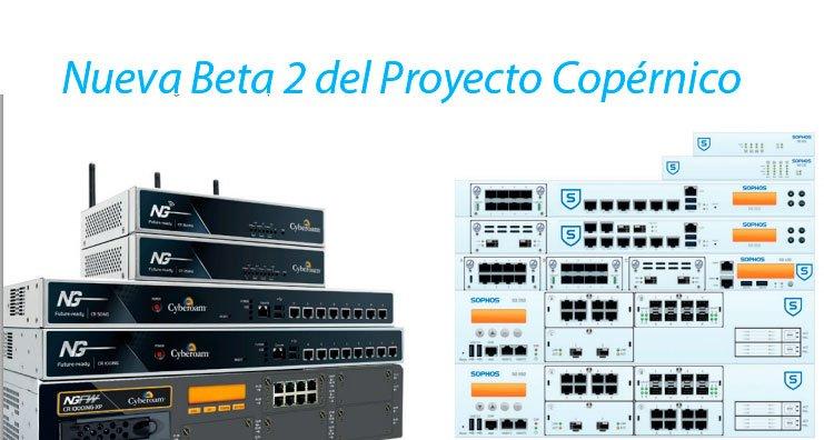 El Proyecto Copérnico de Sophos ya tiene disponible su Beta 2