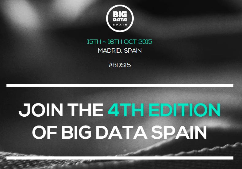 Big Data Spain 2015