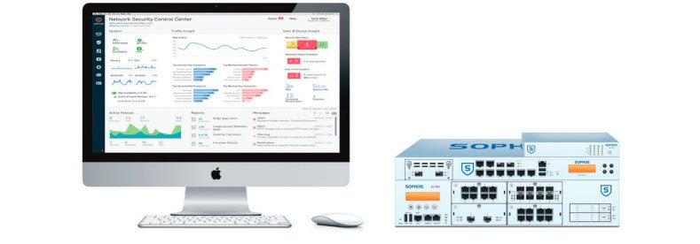 El Proyecto Copérnico de Sophos UTM y Cyberoam