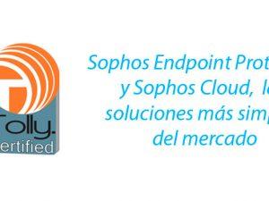 Sophos Endpoint y Sophos Cloud: las soluciones con mayor Usabilidad del mercado