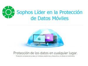 Sophos Líder en Cuadrante Mágico de Gartner para la Protección de Datos Móviles