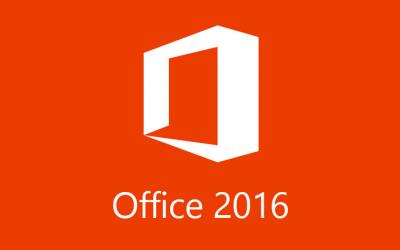 Nuevo Office 2016