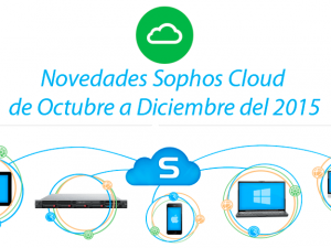 Últimas Novedades en Sophos Cloud