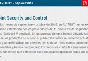AV-Test: Sophos Endpoint protection es el mejor antivirus para empresas