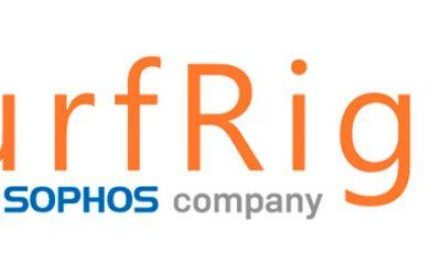 Sophos mejora su Endpoint de última generación con SurfRight