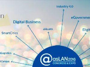 Congreso y EXPO ASLAN 2016