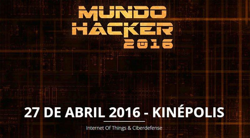 Mundo Hacker Day 2016