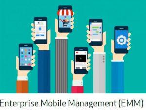 Cuadrante Mágico de Gartner para Enterprise Mobility Management Suites (EMM) 2016