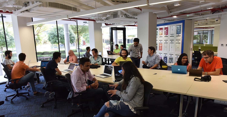 La oficina del futuro: techHub