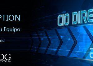 CIO Directions 2016
