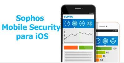 Sophos Mobile Security para iOS