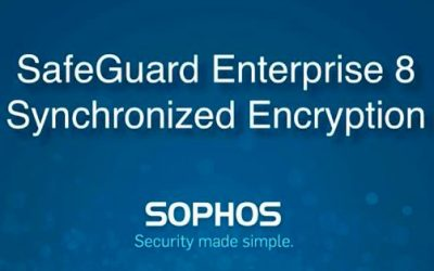 Cifrado de archivos «Always-On» con Sophos Safeguard Enterprise 8