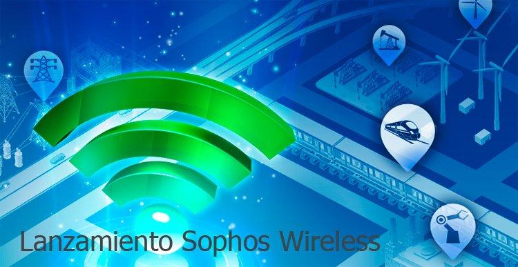 Sophos Wireless. Solución Wi-Fi administrada en la nube