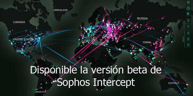 sophos intercept