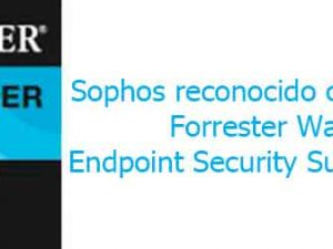 Sophos nombrado líder en el Informe Forrester Wave para suites de Seguridad Endpoint