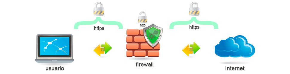 como bloquear una pagina web escaneado https