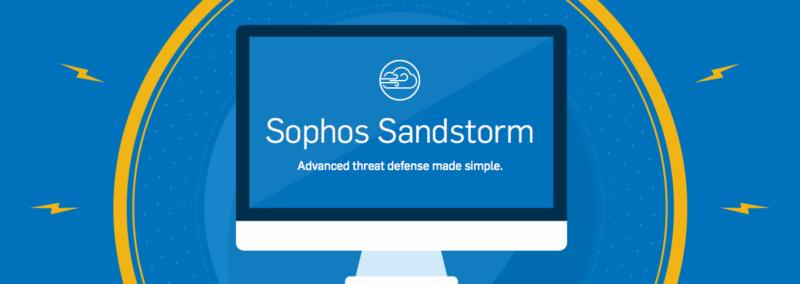Nuevas características de seguridad en Sophos XG Firewall
