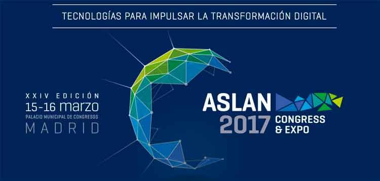 Congreso EXPO ASLAN 2017