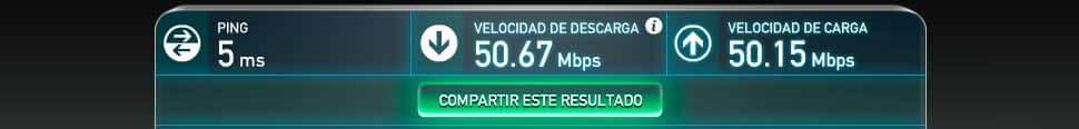 test de velocidad ADSL