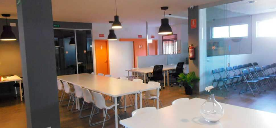 La guarida creativa: espacio de coworking en Fuenlabrada (Madrid)
