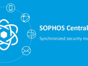 Novedades Sophos Central Marzo 2017