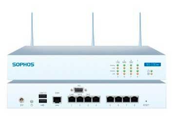 Firewall wifi Sophos XG 85w