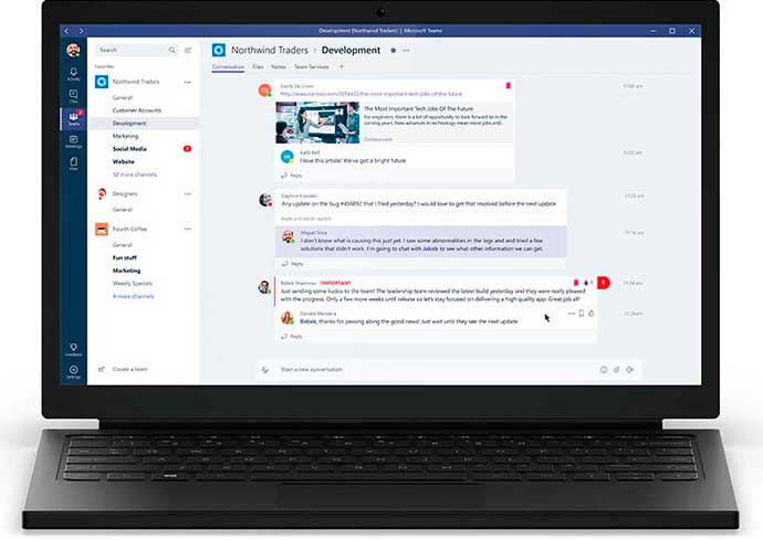 Microsoft Teams 01