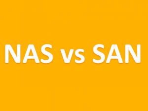NAS vs SAN ¿Cuál elegir?