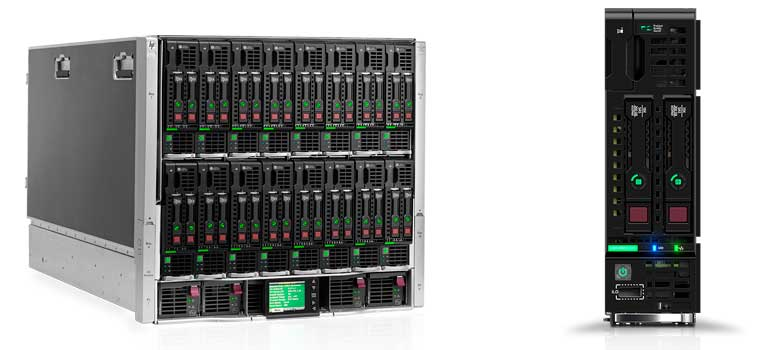 servidor rack