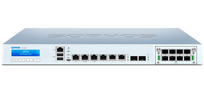 xg firewall de 1u