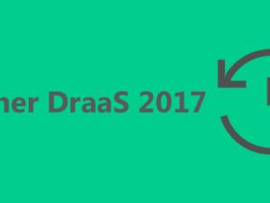 Cuadrante Mágico de Gartner - DraaS 2017