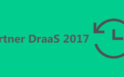 Cuadrante Mágico de Gartner – DraaS 2017