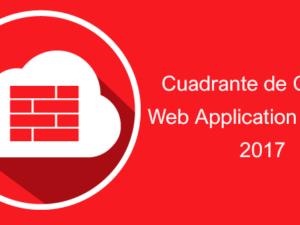 Cuadrante de Gartner para Web Application Firewalls 2017
