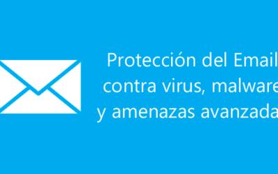 Protección del Email contra amenazas avanzadas