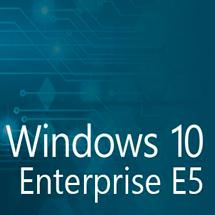 Windows 10 Enterprise E5